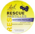 Bach RESCUE Remedy Pastilles, Blackcurrant 50g – Soothing Flower Essences 2.jpg