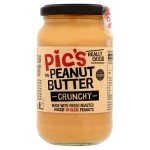 Pic's Hi-Oleic Peanut Butter Crunchy 380g