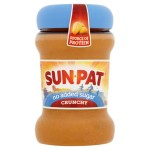 Sun-Pat Crunchy No Added Sugar Peanut Butter 400g