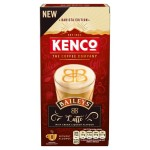 Kenco Baileys Latte Instant Coffee 8 per pack