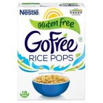 Nestle Gluten Free Rice Pops 550g