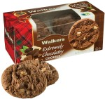Walkers Extremely Chocolatey Cookies 150g