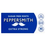 Peppersmith Extra Strong Dental Mints 15g