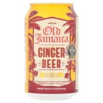 Old Jamaica Ginger Beer & Fiery Root Ginger 330ml