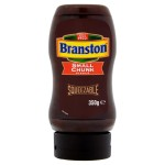 Branston Small Chunk Squeezy Pickle 350g