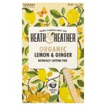 Heath & Heather Lemon & Ginger 20 Herbal Infusions