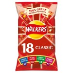 Walkers Variety Pack Crisps 18 x 25g
