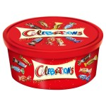 Mars Celebrations Chocolates Tub 650g