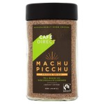 Cafedirect Fairtrade Machu Picchu Peru Instant Coffee 100g