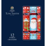 Tom Smith Family Fun Christmas 30cm Crackers - 12 per pack