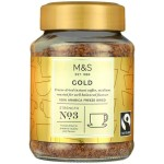 Marks & Spencer Gold Freeze-Dried No 3 Instant Kawa 100g