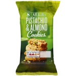 M&S All Butter Pistachio & Almond Cookies 200g