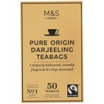 Marks & Spencer Darjeeling Tea 50 Teabags