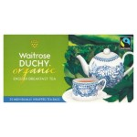 Duchy from Waitrose English Breakfast Teabags 25 per pack