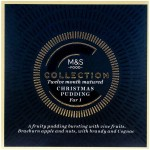 Marks & Spencer Collection Perfectly Matured Christmas Pudding For 1 - 100g
