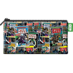 Star Wars Licensed Flat Pencil Case