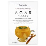 Clearspring Agar Flakes - Sea Vegetable Gelling Agent 28g