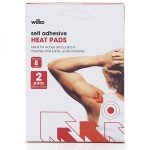 Wilko Self Adhesive Heat Pads for Muscles & Joints Aches- Set of 2