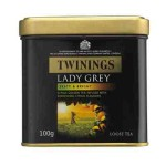 Twinings Lady Grey 100g Loose Tea Tin