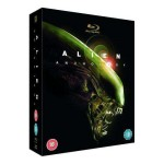 Alien Anthology Box Set (6 Discs) (Blu-ray)