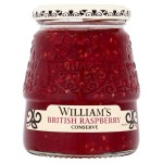 William's British Raspberry Conserve 340g