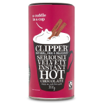 Clipper Velvety Instant Hot Chocolate 350g