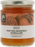 Marks & Spencer Ruby Red Grapefruit Marmalade 340g