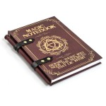 Magic Hardcover A5 Notebook with Wand