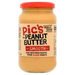 Pic's Hi-Oleic Peanut Butter Smooth 380g