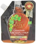 Shady Farms Pure Organic Maple Syrup Flexible Pouch 125ml