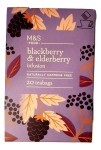 Marks & Spencer Blackberry & Elderberry Infusion 20 Teabags