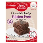 Betty Crocker Gluten Free Chocolate Fudge Brownie Mix 415g