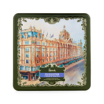 Harrods Heritage Tea Bag Selection Tin 72 Tea Bags
