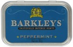 Barkleys Peppermint Mints Tin 50g