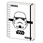 Star Wars A5 Stormtrooper Design Notebook