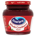 Ocean Spray Wholeberry Cranberry Sauce 250g