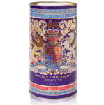 Buckingham Palace Longest Reigning Monarch Double Chocolate Biscuits Caddy 150g