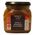 Marks & Spencer Spicy Mango Chutney 300g
