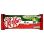 Kit Kat 2 Finger Mint Chocolate Bar 8 x 20.8