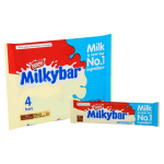 Nestle Milkybar White Chocolate Multipack 4 x 25g