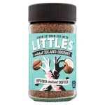 Little's Island Coconut Flavour Infused Instant Coffee 50g