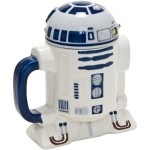 Star Wars R2-D2 Ceramic Mug with Lid