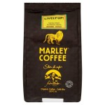 Marley Coffee Organic Espresso Ground Coffee Lively Up 227g