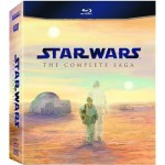 Star Wars: The Complete Saga (9 Discs) (Blu-ray)