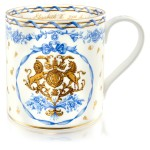Buckingham Palace The Queen's 90th Birthday Commemorative Mug 350ml