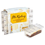 Mr Kipling Christmas Cake Slices 6 per pack