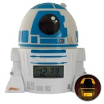 BulbBotz Star Wars R2-D2 Night Light with Alarm Clock