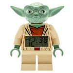 LEGO Star Wars Yoda Minifigure Alarm Clock