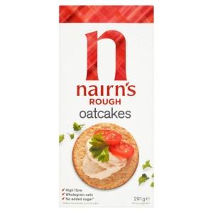 Nairn's Traditional Rough Oatcakes 290g