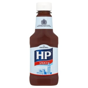 HP Original Brown Sauce Classic 285g